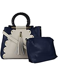 ISweven Trend Party Wear Handbag & Sling Bag For Girls And Women's | Women Handbags With Sling Bag Combo | Ladies...