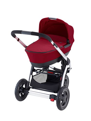 Maxi-Cosi Foldable Carrycot (Total Black) 2014 Range