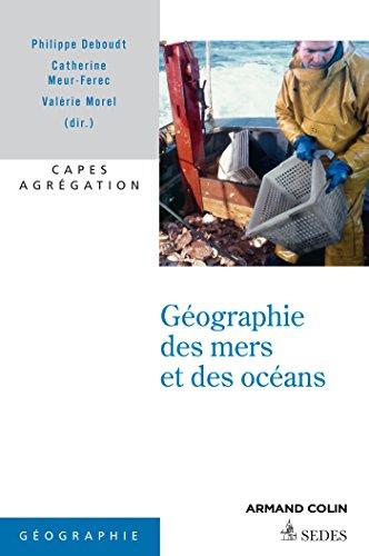 Géographie des mers et des océans - Capes et Agrégation Histoire et Géographie