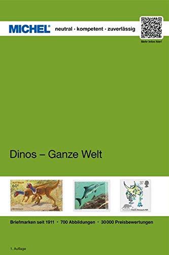 Motiv Dinosaurier - Ganze Welt