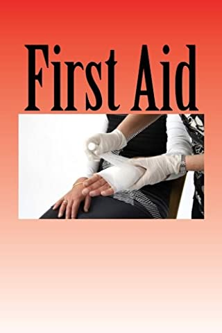 First Aid: journal or notebook with 150 lined pages