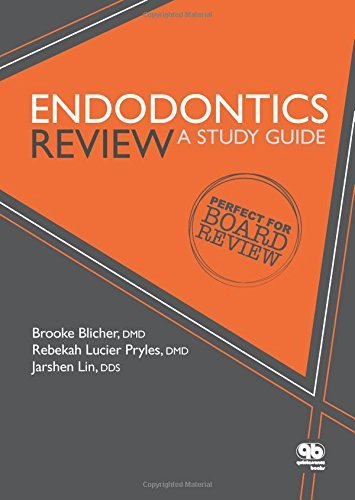 Endodontics Review by Brooke Blicher (2016-03-25)