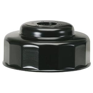 KS Tools 150.9325 Clés filtre huile 3/8″ Diamètre 76 mm pas cher