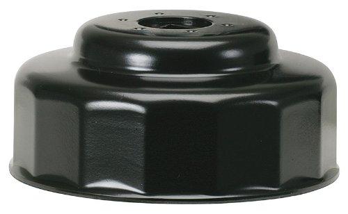 KS Tools, 150.9325, Chiave filtro olio 3/8 di pollice, 76-14