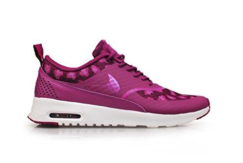 Nike - Air Max Thea Print, Scarpe Da Corsa da donna bold berry fuschia flash fuschia glow 501
