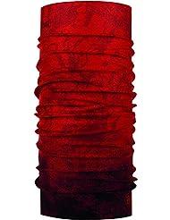 Buff Katmandu Tubular Original, Unisex Adulto, Red, Talla única