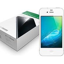 GIGA Fixxoo iPhone 4 Pantalla Tàctil Completa Blanco, LCD de Recambio y Herramientas, Instrucciones