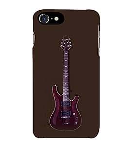 HiFi Designer Phone Back Case Cover Apple iPhone 6S :: Apple iPhone6S ( DJ Music Musical Guitar Instrument )