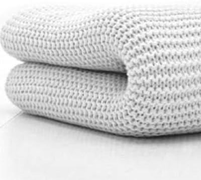 Belledorm manta de algodón 100% manta para cama o sofá