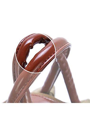 MatchLife, Borsa tote donna Style1-Khaki Style1-Khaki