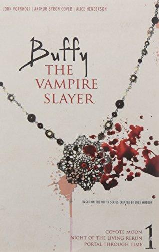 Buffy the Vampire Slayer.