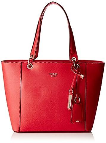 Guess Hwvg6691230, Sacs portés main femme, Rosso (Cny Red), 15x24.5x34.5 cm (W x H L)