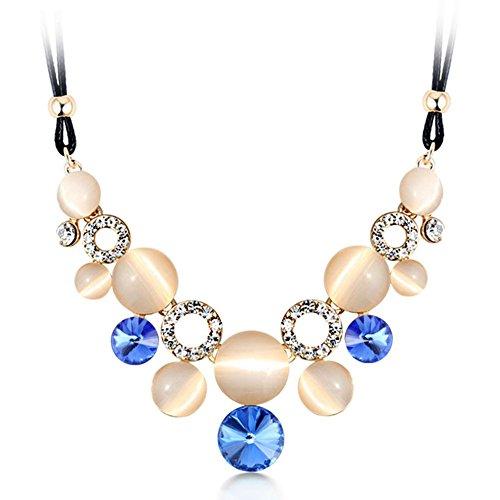 Z di P Fashion Classic Short Pattern Dress Collar Bone Maglione (Patterns Bone)