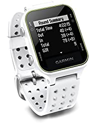 Garmin Approach S20 GPS de golf Blanc