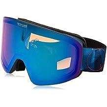 Quiksilver QS_RC Gafas de Snowboard, Hombre, Azul (Daphne), Talla Única