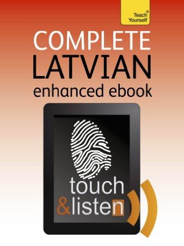 Complete Latvian: Teach Yourself: Audio eBook (Teach Yourself Audio eBooks) (English