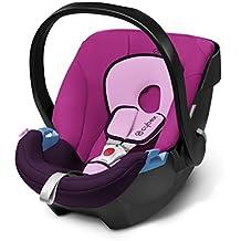 Cybex Aton - Silla de coche, Grupo 0+ (0-13 kg, desde nacimiento hasta 18 meses), Colección 2015