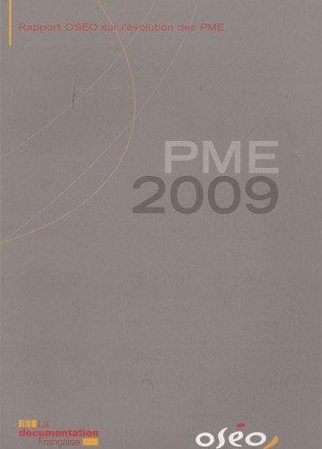 PME 2009 : Rapport OSEO sur l'évolution des PME par OSEO