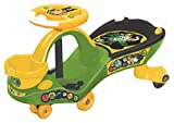 #9: Toyzone Eco Ben10 Magic Car, Multi Color