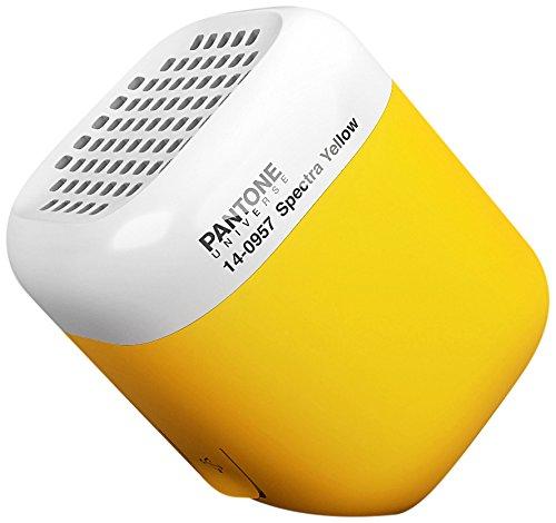 Pantone by KAKKOii 15403 Bluetooth Micro Lautsprecher spectra gelb