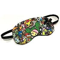 Schlafbrille Schlafmaske Reisemaske Japan Manga Kawaii preisvergleich bei billige-tabletten.eu