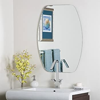 SDG Frameless Bathroom Mirror M-104