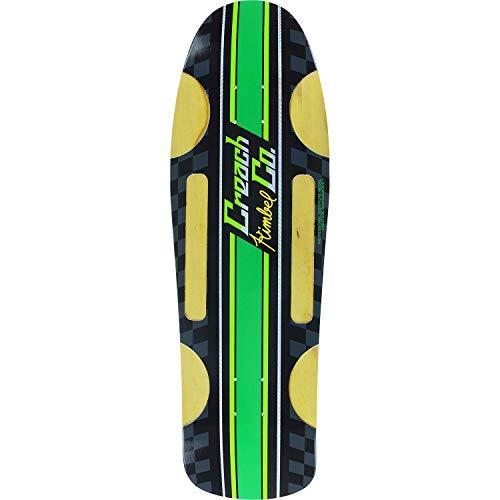Creature Kimbel Orgins Skateboard-Brett/Deck, 9.75 x 31.75 cm, fertig montiert