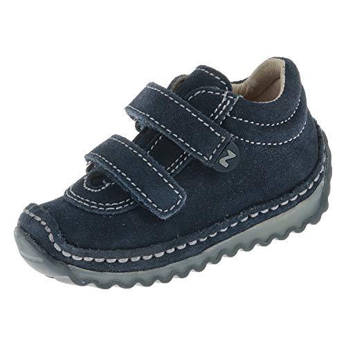 Naturino. Kinder Schuhe für Jungen Halbschuh Crow Navy 0012007727019101 (19 EU) -