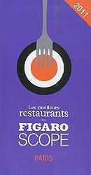 Les meilleurs restaurants du Figaroscope 2011 : Paris