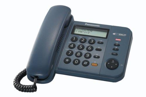 Panasonic Single (Panasonic KX-TS580GC schnurgebundenes Telefon)