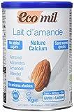 NUTRIOPS - ECOMIL ALMEND NATURE CALCIO 400g NUTRIOPS