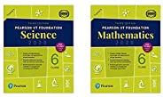 Pearson Foundation Series Class 6 Combo (Set of 2 Books)