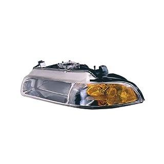 Stratus Cirrus Breeze 97 98 99 00 Headlight Light Pair