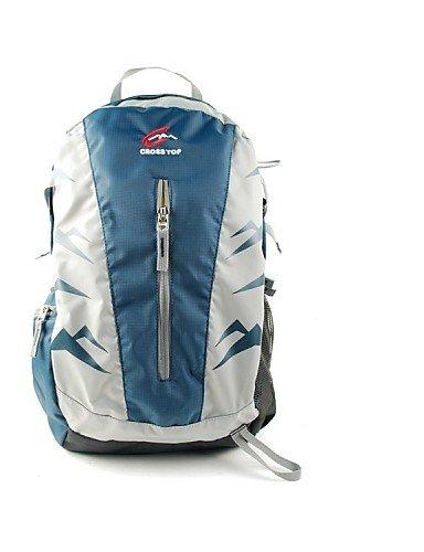 ZXC/ Tourenrucksäcke/Rucksack / Rucksack ( Grün / Blau , Nylon / Oxford ) tragbar Camping & Wandern / Klettern / Reisen / Radsport Blue