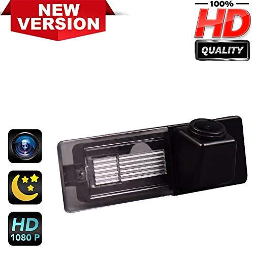 170° CCD HD Kamera 1280 x 720 P wasserdicht Rückfahrkamera Nachtsicht für BMW 1er M1 E81 E87 F20 F21 116i 118i 120i 135i 640i Mini Cooper R55 R57 R60 R61 Serie Ir-filter