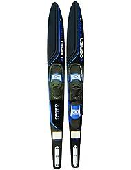 Ski Celebrity 68' / 172cm + chausse réglable 37/48 BLEU
