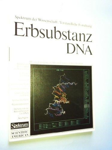 ERBSUBSTANZ DNA