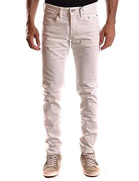 Siviglia Hombre MCBI278019O Blanco Algodon Jeans