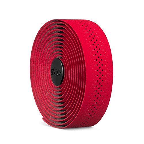 fizik Tempo Microtex Bondcush Soft - 3mm, Red -