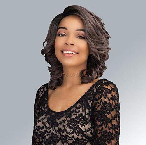 Sexyy parrucca per capelli ricci lunghi neri ondulati da donna donne nere afro parrucca ,parrucca da donna di capelli afro sintetici, resistente al calore