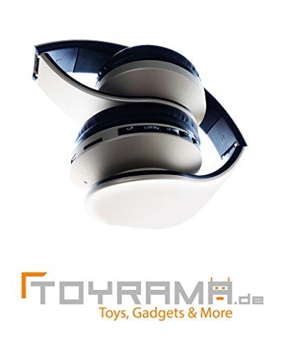 4 in 1 Bluetooth Kopfhörer - Gold