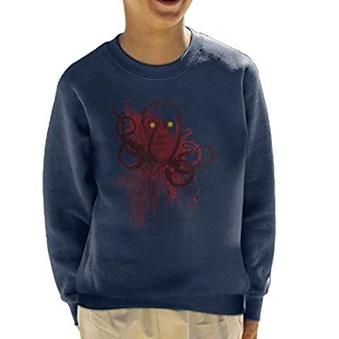 HP Lovecraft Miskatoninked Kid's Sweatshirt