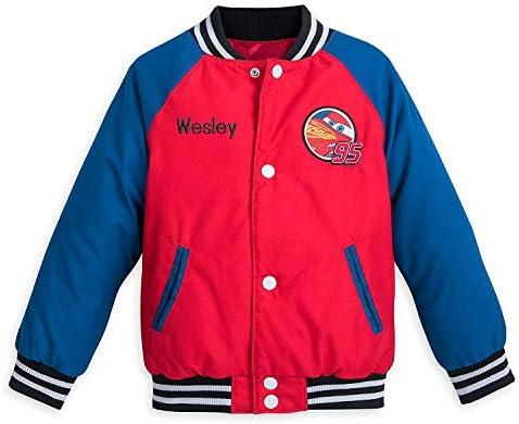Disney Lightning McQueen Varsity Jacket for Boys - - - Dimensione 4 MultiB07D3FM5XQParent | Clienti In Primo Luogo  | Qualità In Primo Luogo  | Prestazioni Superiori  29b1f7