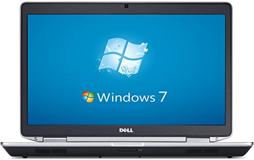 Dell Latitude E6320 Premium Business Laptop - Intel Core i5 2520M 2.5GHz (2nd Gen.) - Microsoft Windows 7 Professional - WiFi N - Camera - DVD-RW - mini HDMi + VGA -