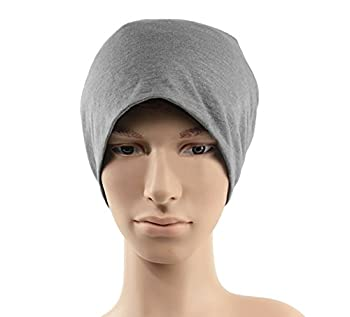 Men Women Candy Solid Color Plain Slouch Beanie Cotton Outdoor Cycling Skull Hat 1