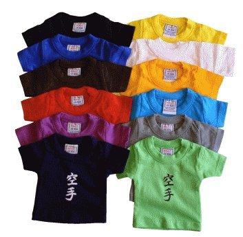 Preisvergleich Produktbild Mini T-Shirt Judo royalblau