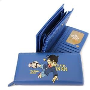 Detektiv Conan - Conan Edogawa Geld-Börse Geldbeutel Portemonnaie