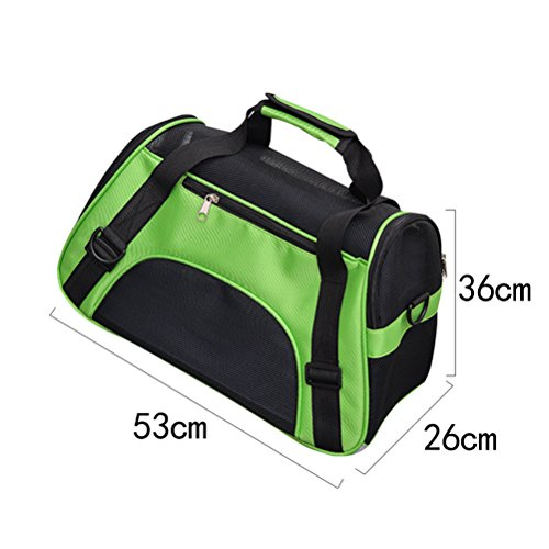 Unicoco atmungsaktive Handtasche für Hunde oder Katzen
