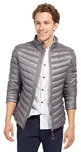 TOM TAILOR Herren Jacke Lightw Jacket White