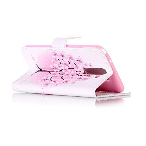 PU Silikon Schutzhülle Handyhülle Painted pc case cover hülle Handy-Fall-Haut Shell Abdeckungen für LG G Stylo 2 / LG Stylus 2 / LG Stylus 2 Plus LS775 K520 (5,7 Zoll) +Staubstecker (3OO) 10